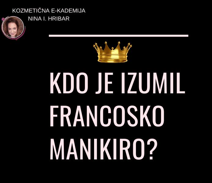 FRANCOSKA MANIKURA